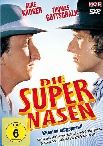 DVD »Die Supernasen«