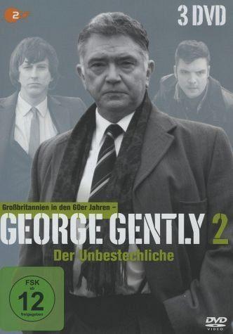 DVD »George Gently (Staffel 02) (3 Discs)«