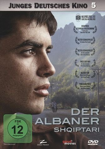 DVD »Der Albaner«