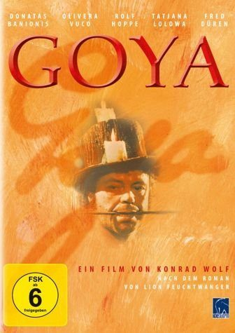 DVD »Goya (NTSC)«