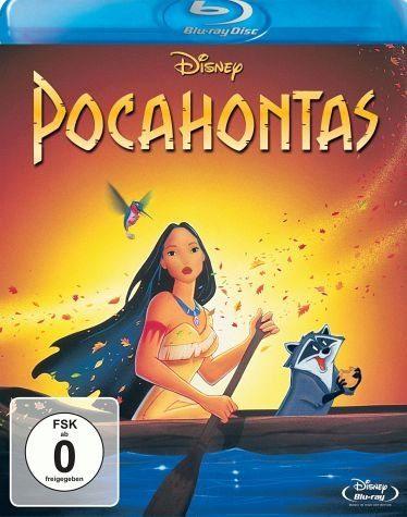 Blu-ray »Pocahontas (Special Edition)«
