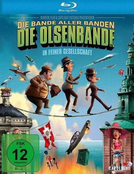 Blu-ray »Die Olsenbande in feiner Gesellschaft«
