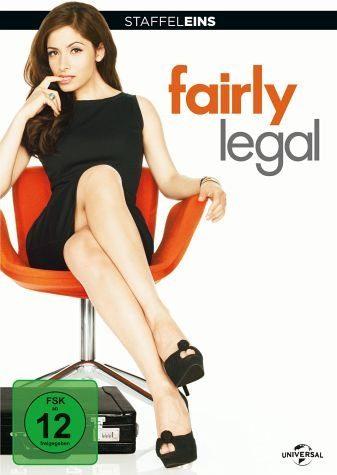 DVD »Fairly Legal - Staffel 1 (3 Discs)«