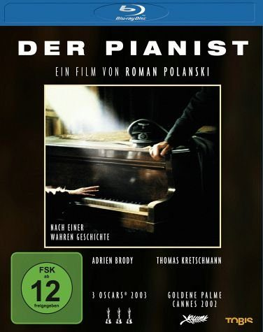 Blu-ray »Der Pianist«