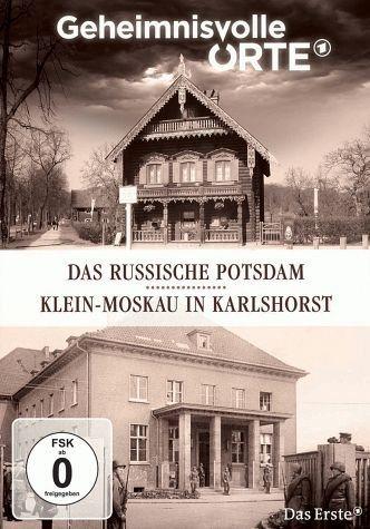 DVD »Geheimnisvolle Orte - Das russische Potsdam /...«