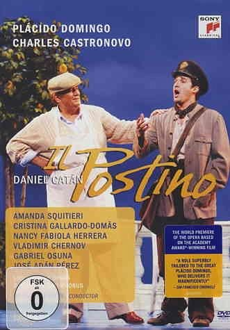 DVD »Placido Domingo - Il Postino«