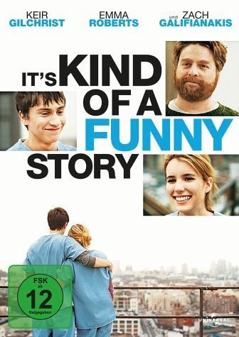 DVD »It's Kind of a Funny Story«