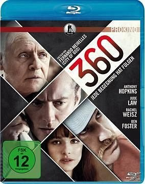 Blu-ray »360 - Jede Begegnung hat Folgen«