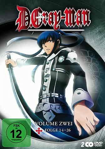 DVD »D. Gray-Man - Volume 2 (2 Discs)«
