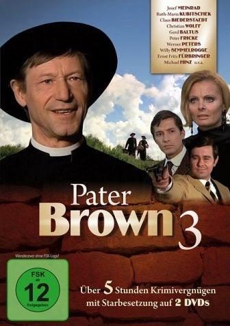 DVD »Pater Brown - Season 3«