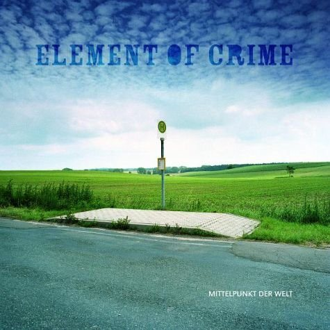 Audio CD »Element Of Crime: Mittelpunkt Der Welt«