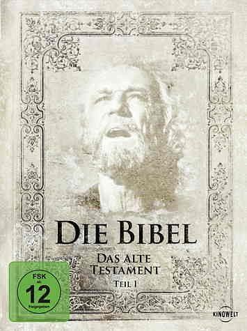 DVD »Die Bibel - Teil 1: Das Alte Testament (5 Discs)«