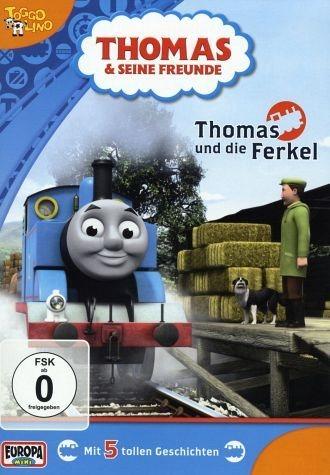 DVD »Thomas und seine Freunde (Folge 25) - Thomas...«