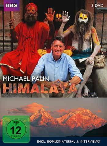 DVD »Michael Palin - Himalaya (3 Discs)«