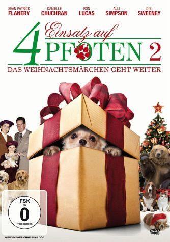 DVD »Einsatz auf vier Pfoten 2«