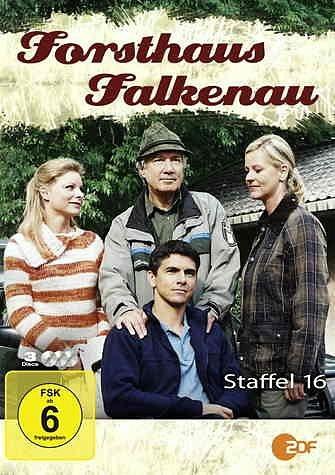 DVD »Forsthaus Falkenau - Staffel 16 (3 Discs)«