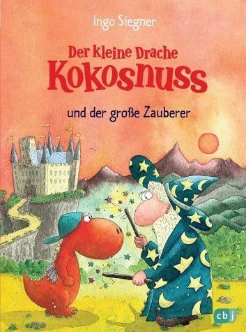 Gebundenes Buch »Der kleine Drache Kokosnuss und der große...«