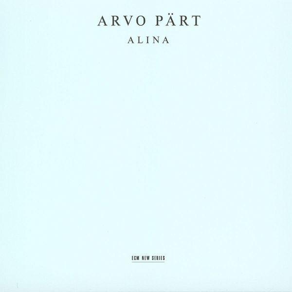 Audio CD »Arvo Pärt: Alina«