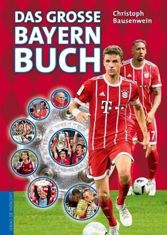 Gebundenes Buch »Das große Bayern-Buch«