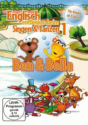 DVD »Englisch entdecken beim Singen & Tanzen 1 -...«