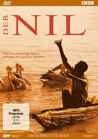 DVD »Der Nil - Die faszinierende Reise entlang des...«