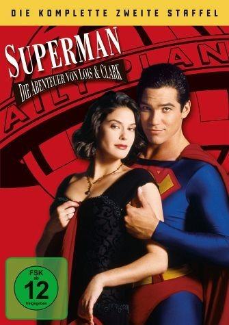 DVD »Superman - Die Abenteuer von Lois & Clark -...«