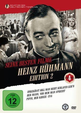DVD »Heinz Rühmann Edition 2 - Seine besten Filme...«
