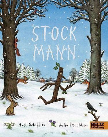 Buch mit Papp-Einband »Stockmann«