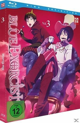 Blu-ray »Blue Exorcist - Vol. 3«