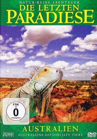 DVD »Die letzten Paradiese - Australien's gefährli«