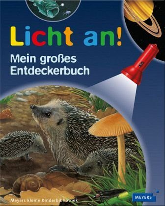 Gebundenes Buch »Licht an! Mein großes Entdeckerbuch«