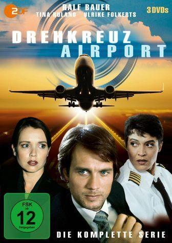 DVD »Drehkreuz Airport - Die komplette Serie (3 Discs)«