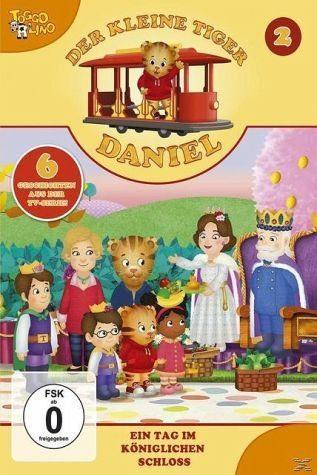 DVD »Der kleine Tiger Daniel - Ein Tag im...«