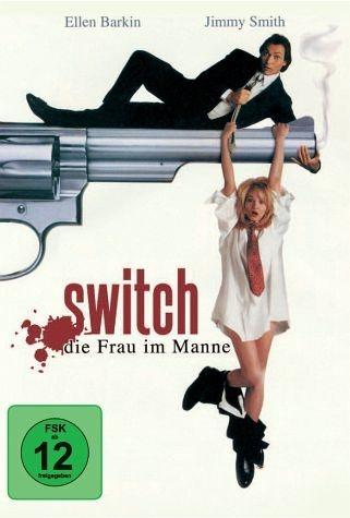 DVD »Switch - Die Frau im Manne«