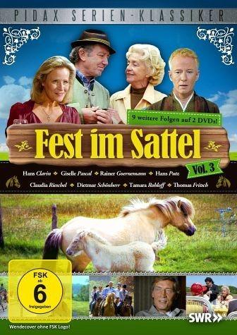 DVD »Fest im Sattel - Vol. 3 (2 Discs)«
