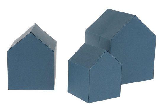 VBS Malschablone »Häuser Schablonen-Set«, 3 Stück
