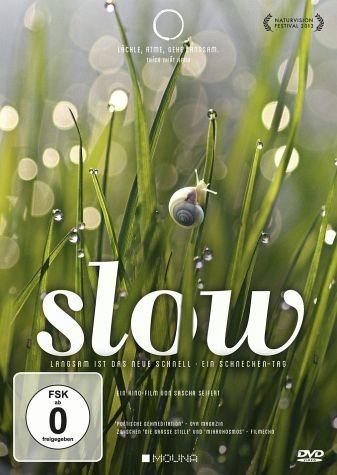 DVD »Slow - Langsam ist das neue Schnell«
