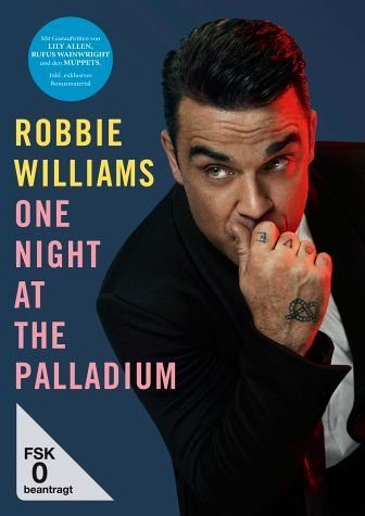 DVD »One Night At The Palladium«