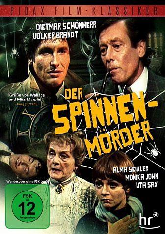 DVD »Der Spinnenmörder«