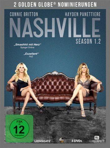 DVD »Nashville - Season 1.2 (3 Discs)«