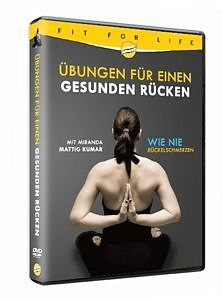 DVD »Übungen für einen gesunden Rücken«