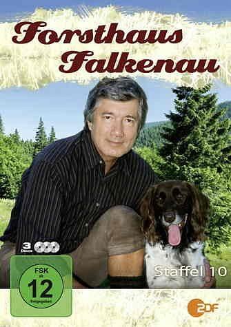 DVD »Forsthaus Falkenau - Staffel 10 (3 Discs)«