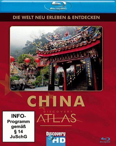 Blu-ray »Discovery Atlas - China«
