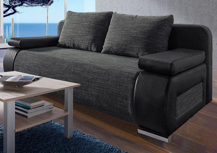 collection ab schlafsofa wahlweise mit led. Black Bedroom Furniture Sets. Home Design Ideas