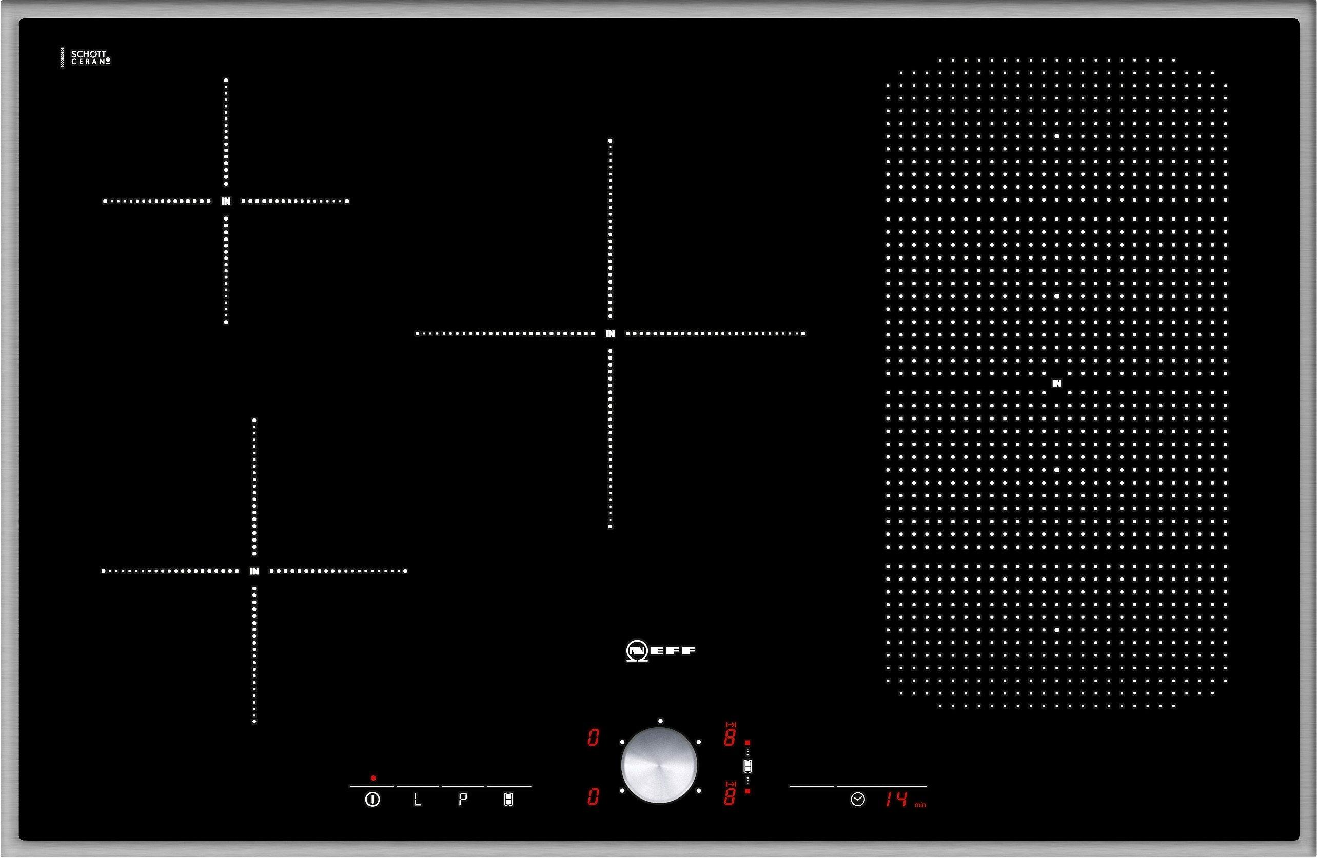 Neff Flex-Induktions-Kochfeld von Schott Ceran® TT 5386 N