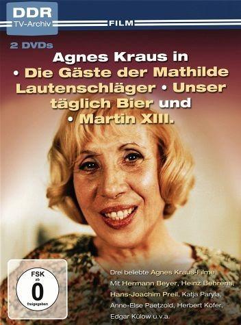 DVD »Agnes Kraus in ... (2 Discs)«