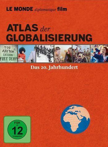 DVD »Atlas der Globalisierung - Das 20. Jahrhundert...«