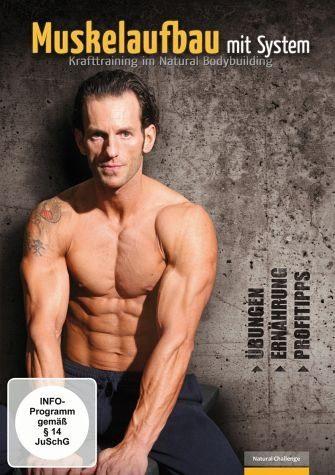 DVD »Muskelaufbau mit System«