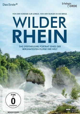 DVD »Wilder Rhein«