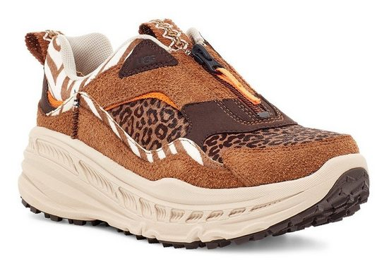 UGG »Zip Wild« Sneaker im angesagten Animal Look